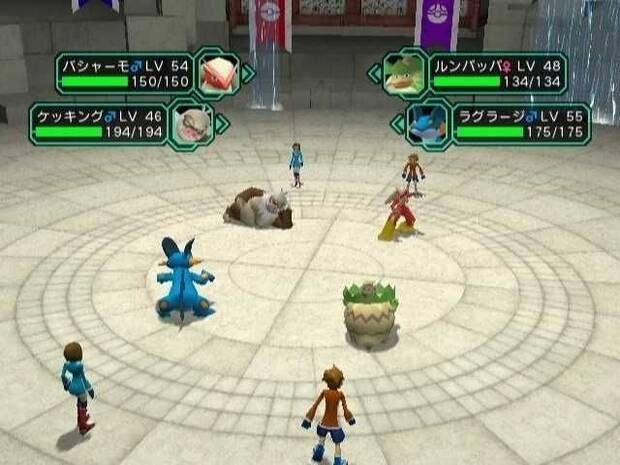 Verano de Pokémon: Pokémon Colosseum Imagen 4