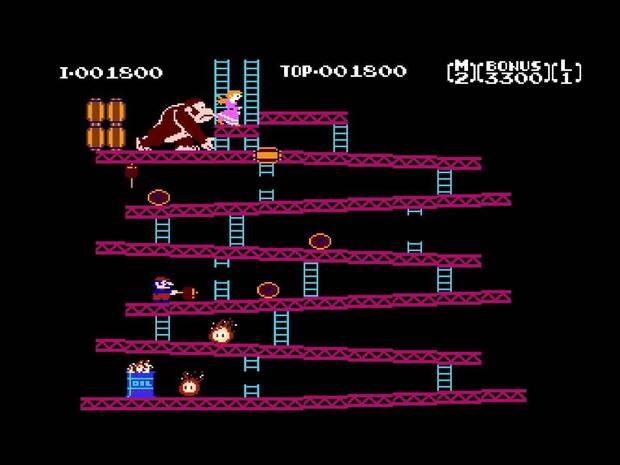 Death Stranding homenajea a Donkey Kong con una de sus mecánicas Imagen 2