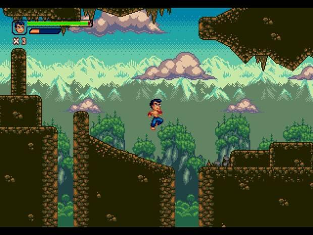 Mega Drive tendrá un juego nuevo: Kung-Fu UFO, un plataformas y beat'em up Imagen 2
