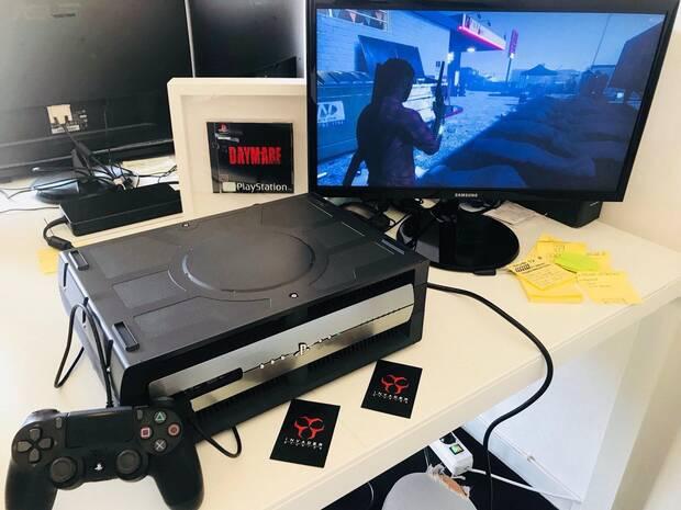 Se confirma que el diseño del kit de desarrollo de PlayStation 5 es real Imagen 3