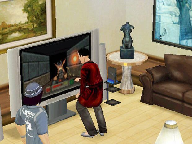 Playboy: The Mansion, cuando Hugh Hefner se cruzó con Los Sims Imagen 2