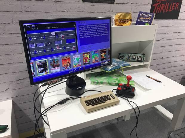 C64 Mini trae consigo una nueva dosis de nostalgia Imagen 2