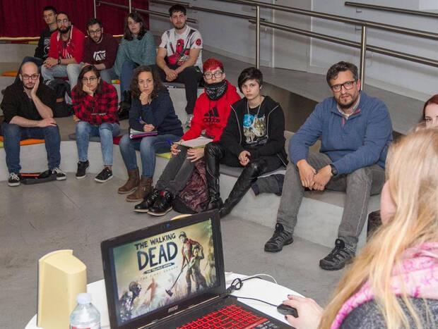 Sergio Prieto y la lucha por crear una base de creadores de videojuegos en Galicia Imagen 12