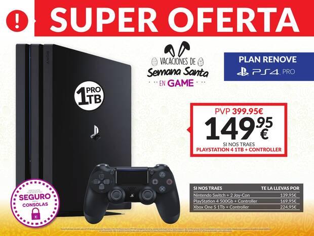 GAME detalla sus ofertas especiales de Semana Santa Imagen 2