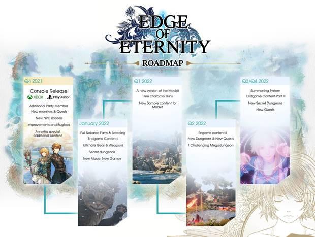 Edge of Eternity content roadmap