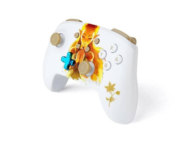 Ya se puede reservar este hermoso mando para Switch de The Legend of Zelda Imagen 2