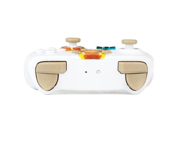 Ya se puede reservar este hermoso mando para Switch de The Legend of Zelda Imagen 3