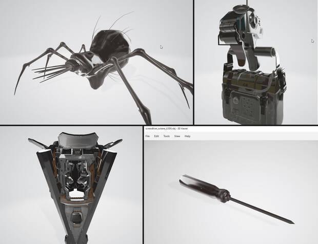 Apex Legends nuevas armas, granadas y objetos filtrados