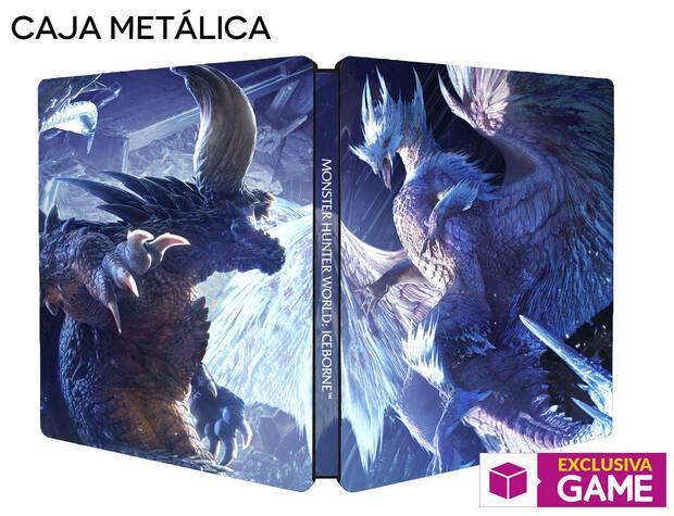 GAME anuncia su incentivo exclusivo para Monster Hunter World Iceborne Imagen 2