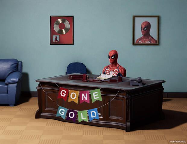 Spider-Man ya ha finalizado su desarrollo y está terminado Imagen 2