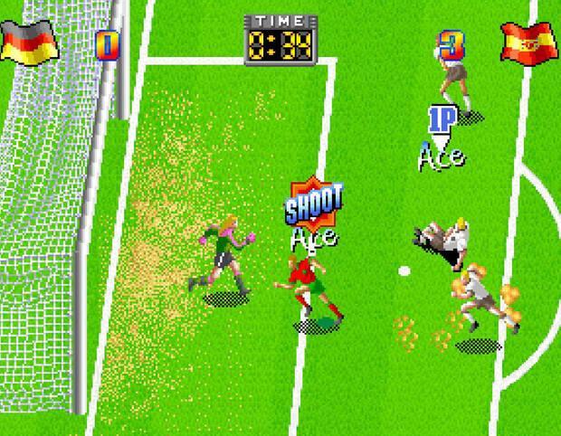 NeoGeo Super Sidekicks Imagen 3