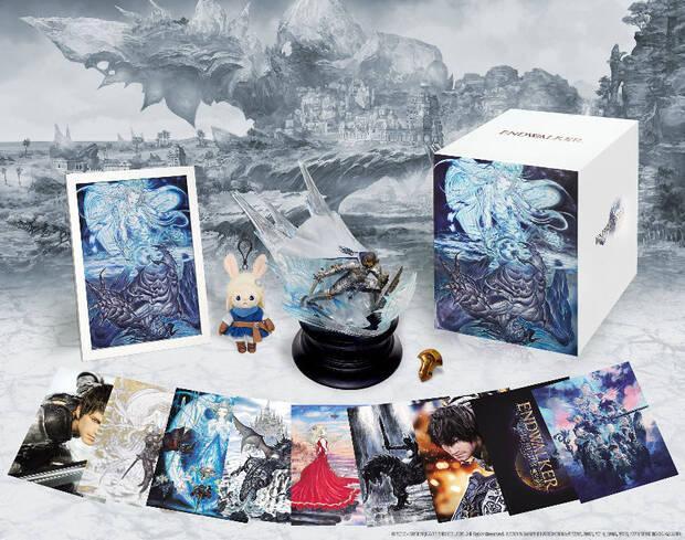Caja coleccionista Final Fantasy
