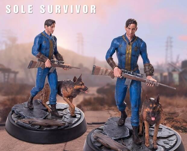 Así es la nueva figura del protagonista de Fallout 4 Imagen 3