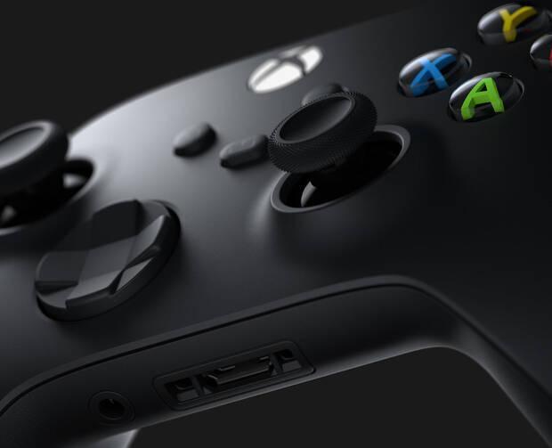 Mando de Xbox Series X.