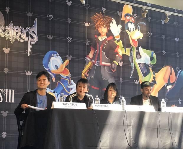 La fecha de lanzamiento de Kingdom Hearts III se anunciará en el E3 Imagen 2
