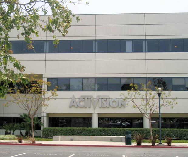 Activision Blizzard Accused of Harassment Against Women