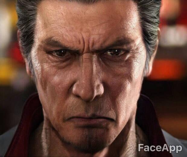 Así envejecen los personajes de videojuegos con FaceApp Imagen 17