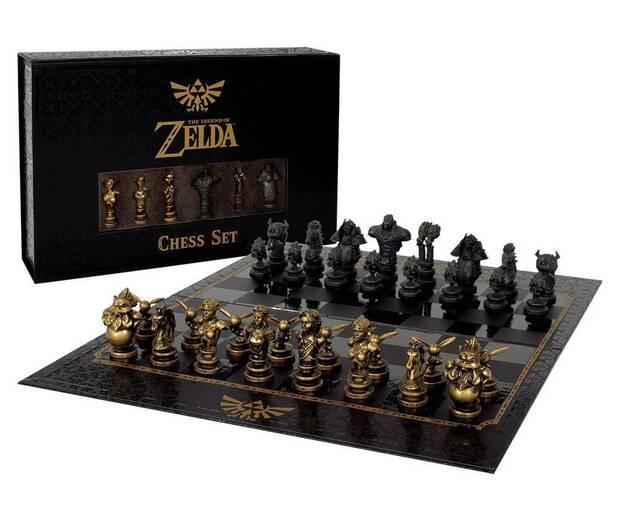 Anunciado un ajedrez inspirado en la saga The Legend of Zelda Imagen 2