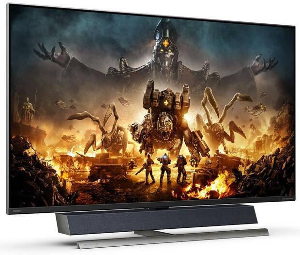 Televisor Philips Designed for Xbox