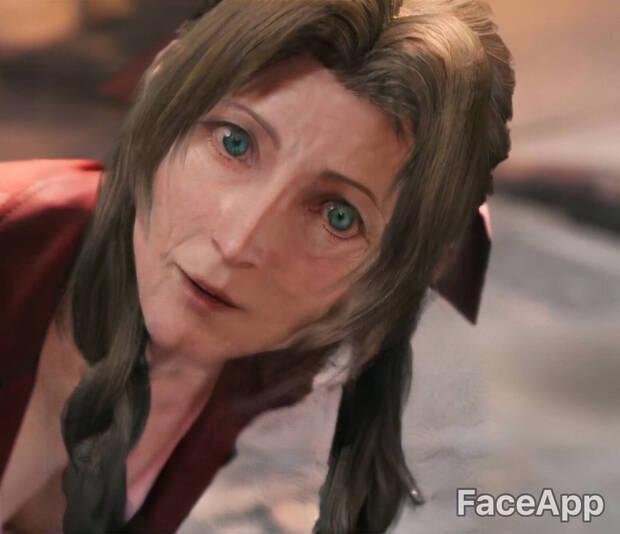 Así envejecen los personajes de videojuegos con FaceApp Imagen 7