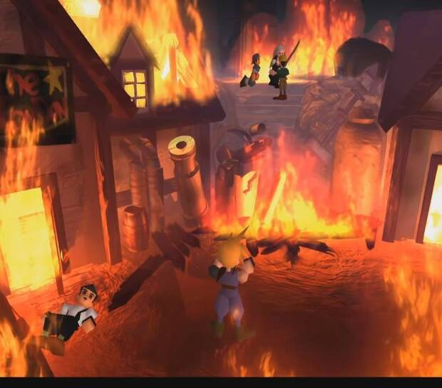 Mod de Final Fantasy 7: gr