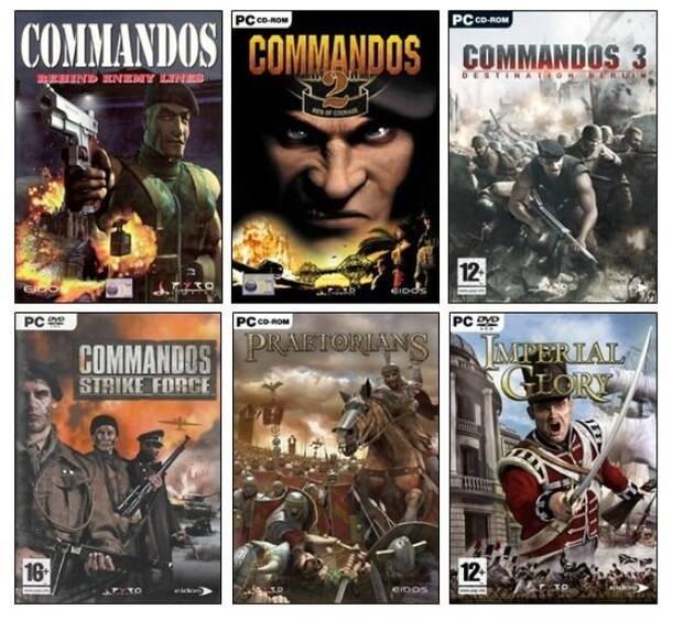 Kalypso adquiere la saga Commandos y lanzará nuevas entregas y remasters Imagen 2