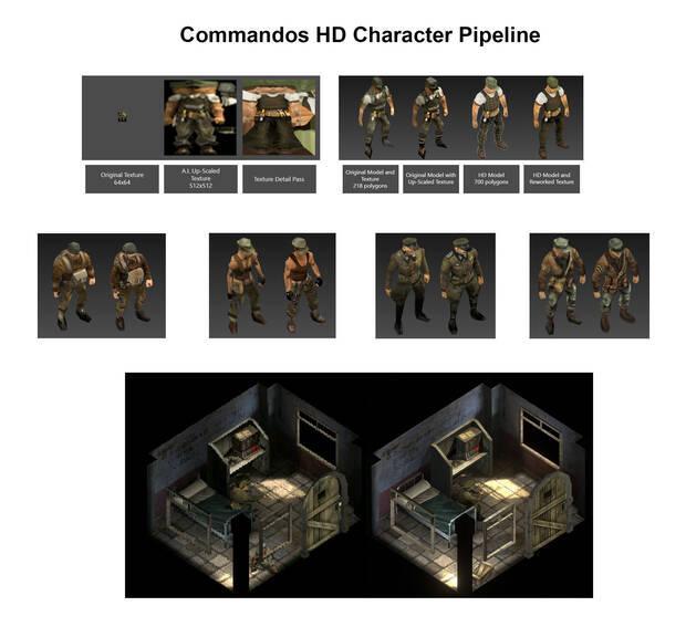 Las remasterizaciones de Commandos 2 y Praetorians llegarán el 24 de enero a PC Imagen 2