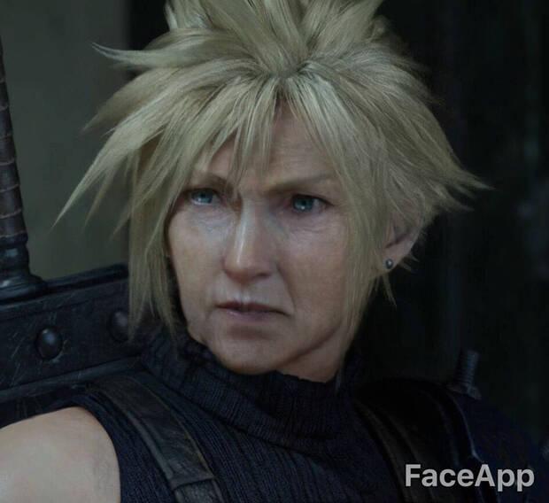 Así envejecen los personajes de videojuegos con FaceApp Imagen 5