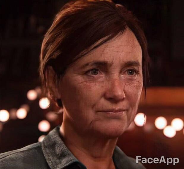 Así envejecen los personajes de videojuegos con FaceApp Imagen 15
