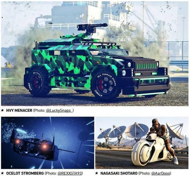 Empieza el modo Sumo (Remix) en Grand Theft Auto Online Imagen 4