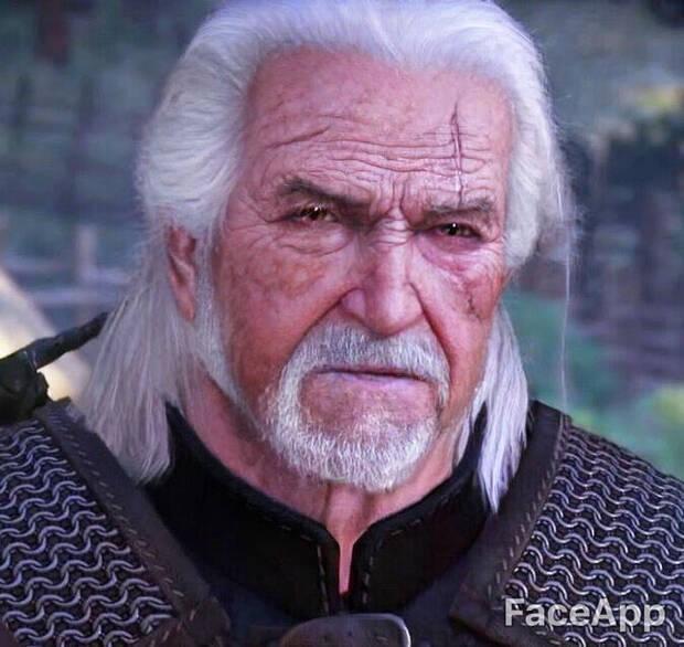 Así envejecen los personajes de videojuegos con FaceApp Imagen 13