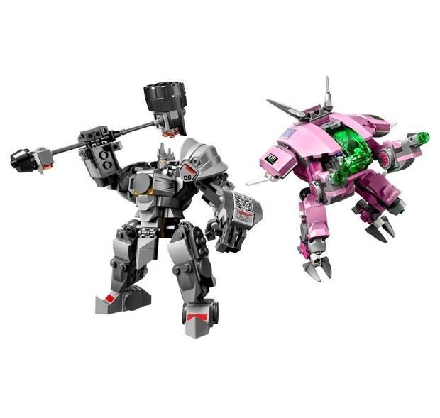 Una cadena de tiendas filtra los sets de LEGO y Overwatch Imagen 2