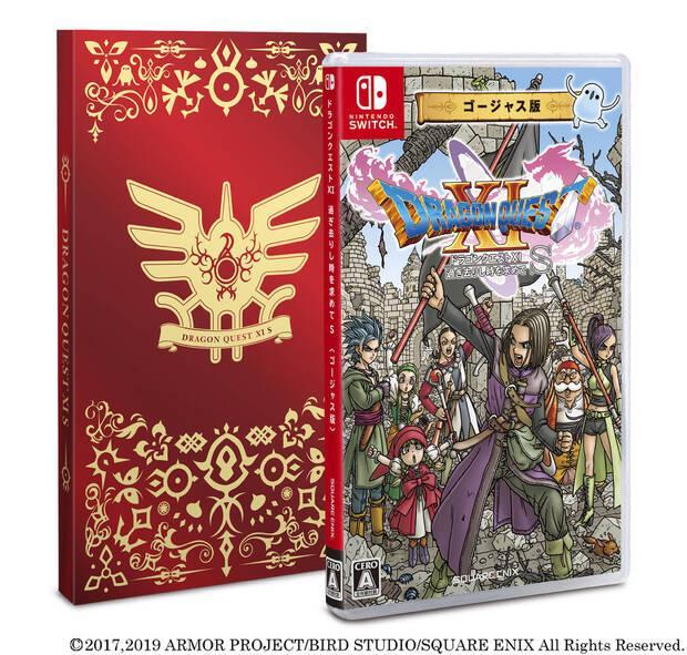 E3 2019: Presentado un pack de Dragon Quest XI S para Japón Imagen 3