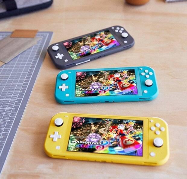 Nintendo Switch Lite sale a la venta el 20 de septiembre - TODOS los detalles y precio Imagen 6