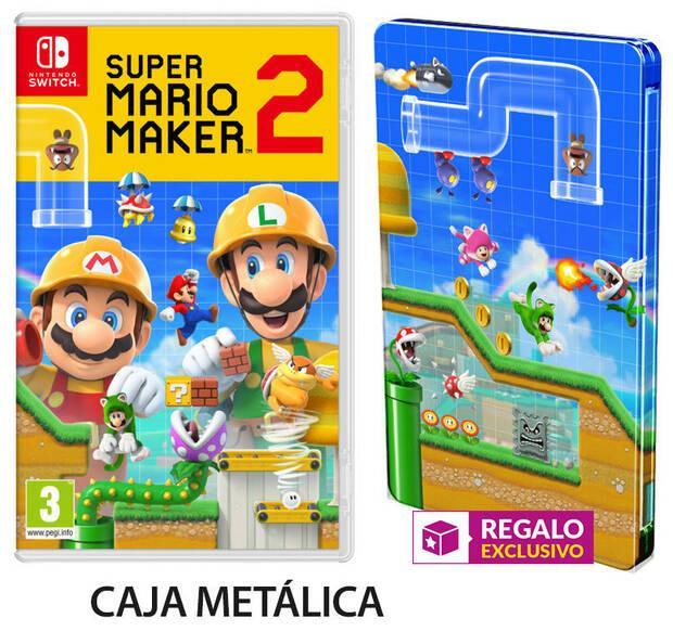 GAME anuncia su incentivo por reserva para Super Mario Maker 2 Imagen 2