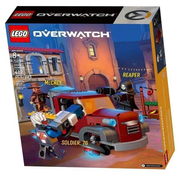 Una cadena de tiendas filtra los sets de LEGO y Overwatch Imagen 3