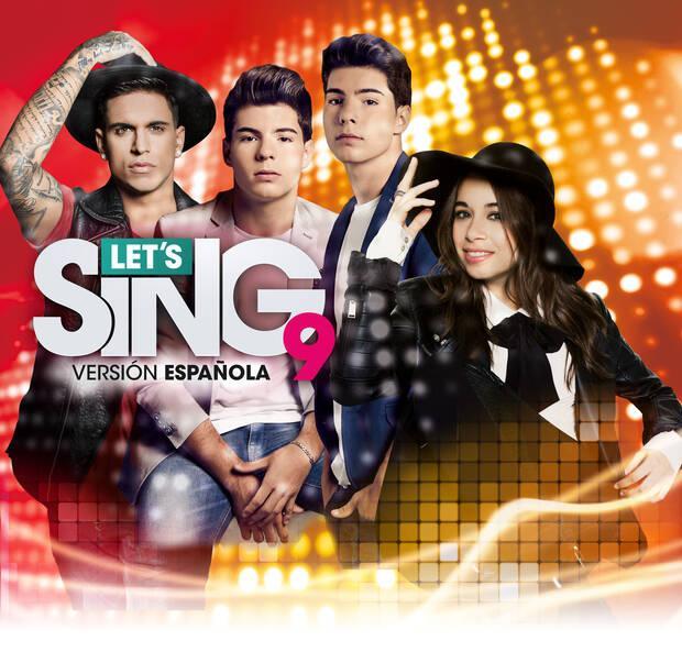 Let's Sing 9 Versión Española Imagen 1