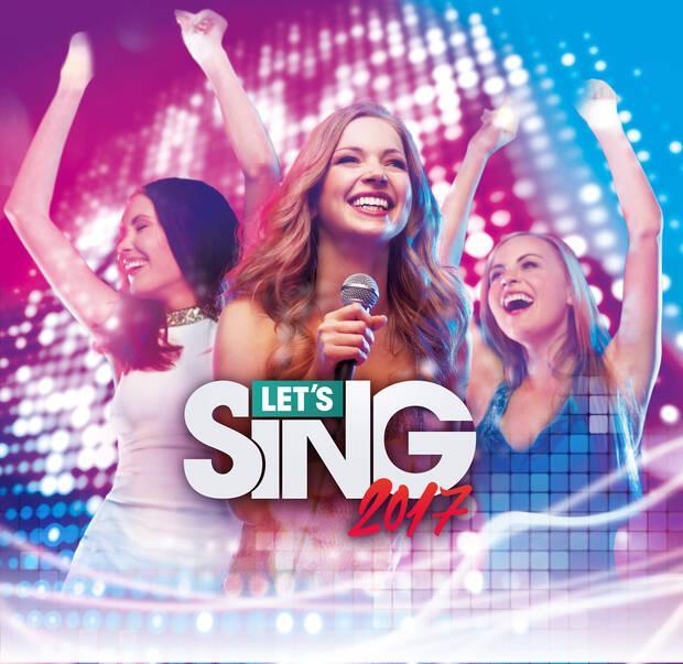 Let's Sing 2017 Imagen 1