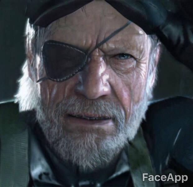 Así envejecen los personajes de videojuegos con FaceApp Imagen 21