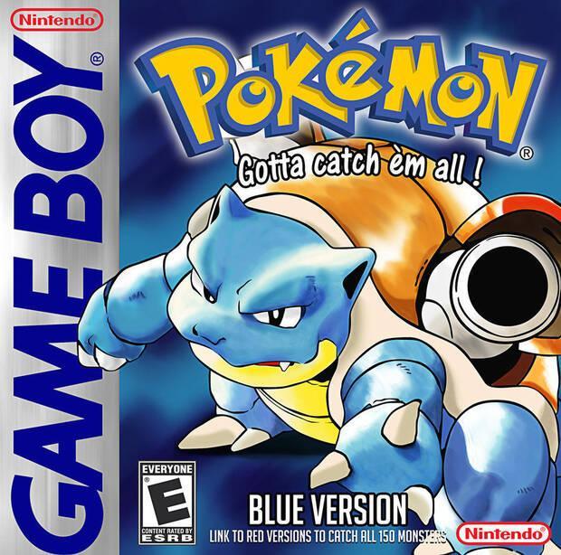 Pokémon Rojo/Azul/Amarillo Imagen 1