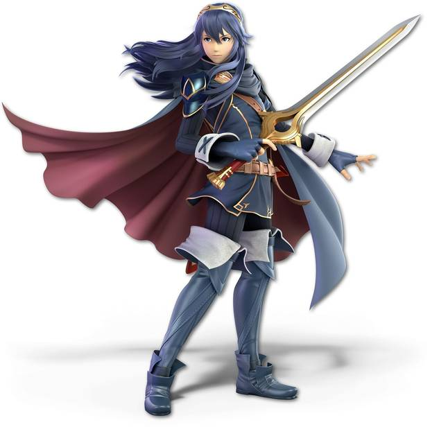 Lucina - Super Smash Bros. Ultimate