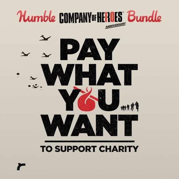 Company of Heroes celebra su 10º aniversario con un nuevo Humble Bundle Imagen 2