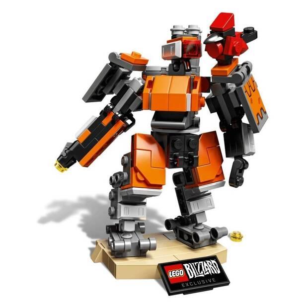 LEGO y Overwatch presentan la figura del Bastion ómnico Imagen 2