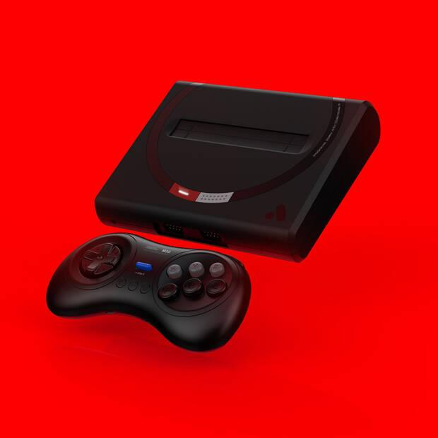 Mega Sg: La consola retro 'premium' para fans de SEGA Imagen 3