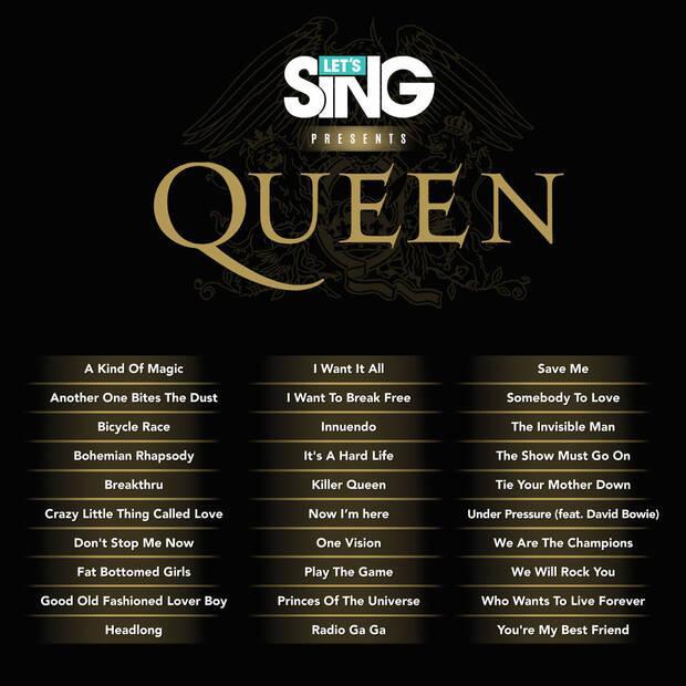 Let's Sing nos invita a darlo todo como Freddie Mercury con su entrega dedicada a Queen Imagen 2