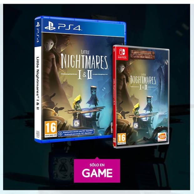 Little Nightmares 1+2 disponible en reserva en exclusiva en GAME.