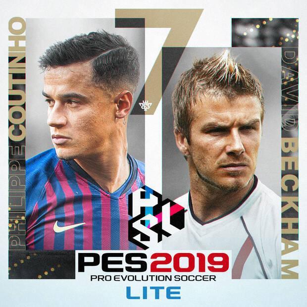 Konami lanza PES 2019 Lite, la versión gratuita del juego Imagen 2