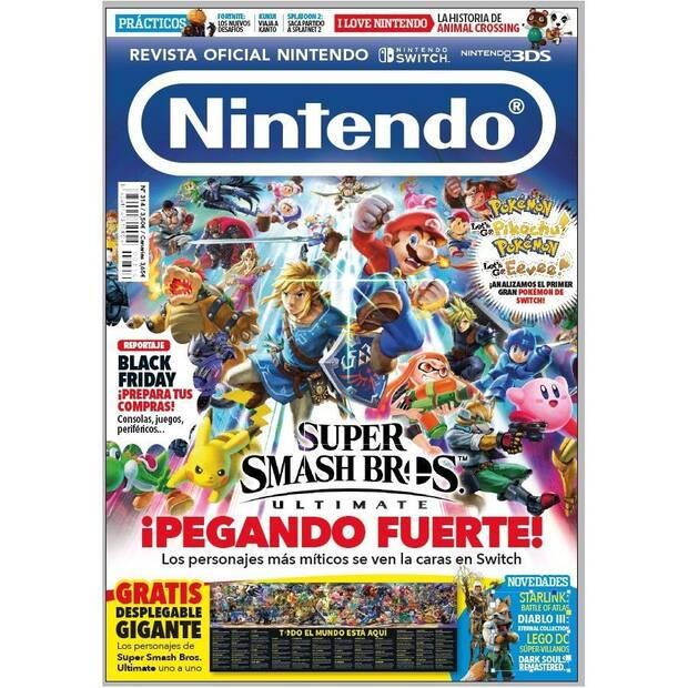 La revista oficial de Nintendo se despide de los quioscos tras 26 años Imagen 2