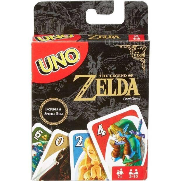 Presentan el UNO de The Legend of Zelda Imagen 2