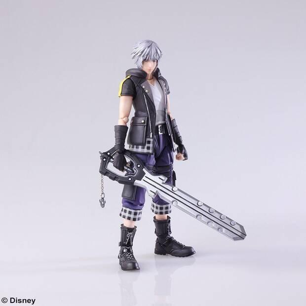 Square Enix presenta nuevas figuras de Riku y Sora de Kingdom Hearts Imagen 2